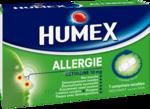 Humex 10 Mg Comprimés Pelliculés Sécables Allergie Cétirizine Plq/7 à Cavignac
