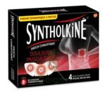 SYNTHOLKINE PATCH CHAUFFANT GRAND FORMAT, bt 2 à Cavignac