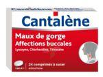 CANTALENE, comprimé à sucer à Cavignac