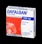 DAFALGAN 500 mg, comprimé effervescent sécable à Cavignac