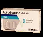 ACETYLLEUCINE MYLAN 500 mg, comprimé à Cavignac