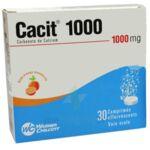 CACIT 1000 mg, comprimé effervescent à Cavignac