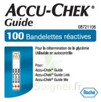 Accu-chek Guide Bandelettes 2 X 50 Bandelettes à Cavignac