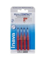Inava Brossettes Mono-compact Rouge Iso 4 1,5mm à Cavignac