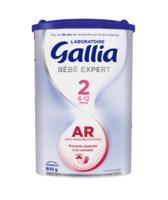 Gallia Bebe Expert Ar 2 Lait En Poudre B/800g à Cavignac