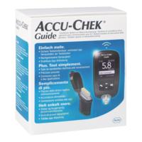 Accu-chek Guide Lecteur De Glycémie Mg/dl Set à Cavignac
