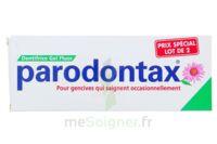 PARODONTAX DENTIFRICE GEL FLUOR 75ML x2 à Cavignac