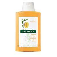 Klorane Beurre De Mangue Shampooing Cheveux Secs 200ml à Cavignac