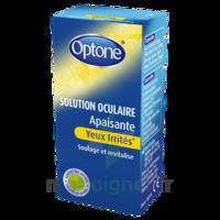 Optone Solution Oculaire Rafraîchissante Yeux Irrités Fl/10ml à Cavignac
