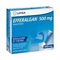 Efferalgan 500 mg Glé en sachet Sach/16 à Cavignac
