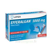 Efferalgan 1g Cappuccino granules 8 sachets à Cavignac