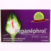 HEPANEPHROL, solution buvable en ampoule à Cavignac