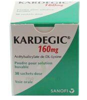 Kardegic 160 Mg, Poudre Pour Solution Buvable En Sachet à Cavignac