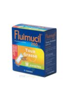 FLUIMUCIL EXPECTORANT ACETYLCYSTEINE 200 mg ADULTES SANS SUCRE, granulés pour solution buvable en sachet édulcorés à l'aspartam et au sorbitol à Cavignac