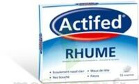ACTIFED RHUME, comprimé à Cavignac