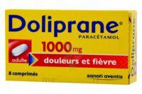 DOLIPRANE 1000 mg Comprimés Plq/8 à Cavignac