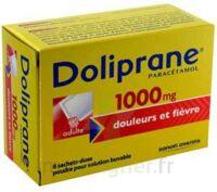 DOLIPRANE 1000 mg Poudre pour solution buvable en sachet-dose B/8 à Cavignac