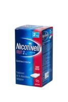 Nicotinell Menthe Fraicheur 2 Mg Sans Sucre, Gomme à Mâcher Médicamenteuse 8plq/12 (96) à Cavignac