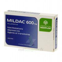 MILDAC 600 mg, comprimé enrobé à Cavignac