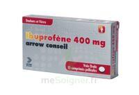 IBUPROFENE ARROW CONSEIL 400 mg, comprimé pelliculé à Cavignac