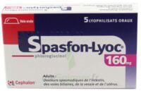 Spasfon Lyoc 160 Mg, Lyophilisat Oral à Cavignac
