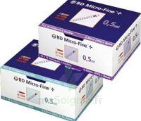 BD MICRO - FINE +, 0,3 mm x 8 mm, bt 100 à Cavignac
