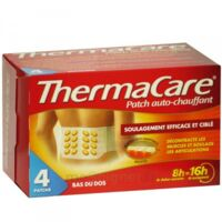THERMACARE, pack 4 à Cavignac