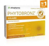 Phytobronz Solaire Caps Tous Types De Peaux 2b/30 à Cavignac