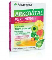 Arkovital Pur'Energie Multivitamines Comprimés dès 6 ans B/30 à Cavignac