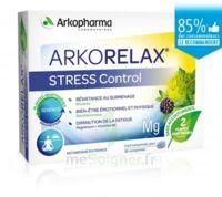 Arkorelax Stress Control Comprimés B/30 à Cavignac