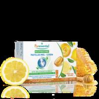 Puressentiel Respiratoire Pastilles Respiratoire Gorge Miel-Citron - 18 pastilles à Cavignac