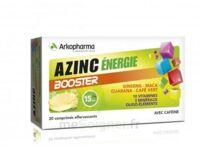 Azinc Energie Booster Comprimés effervescents dès 15 ans B/20 à Cavignac