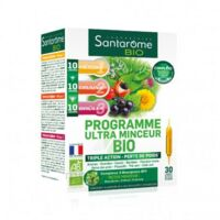 Santarome Bio Programme ultra minceur Solution buvable 30 Ampoules/10ml à Cavignac