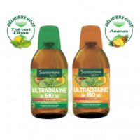 Ultradraine Bio Solution buvable Ananas Fl/500ml à Cavignac