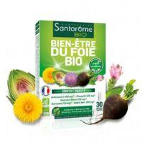 Santarome Bio Gélules Bien-être du foie B/30 à Cavignac