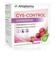 Cys-Control 36mg Poudre orale 20 Sachets/4g à Cavignac