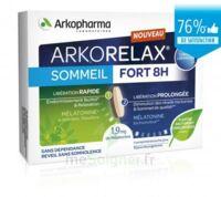 Arkorelax Sommeil Fort 8h Comprimés B/15 à Cavignac
