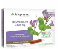 Arkofluide Bio Ultraextract Desmodium Solution buvable 20 Ampoules/10ml à Cavignac