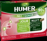 HUMER Nez/Gorge jour&nuit 15 comprimés à Cavignac