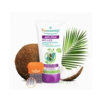 Puressentiel Anti-poux Shampooing Masque Traitant 2 En 1 Anti-poux Avec Peigne - 150 Ml à Cavignac