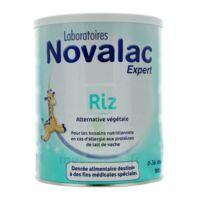 Novalac Expert Riz Lait En Poudre 0-36mois B/800g à Cavignac
