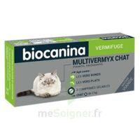 Biocanina Multivermyx Comprimés Vermifuge Chat B/2 à Cavignac