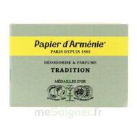 Papier D'arménie Traditionnel Feuille Triple à Cavignac
