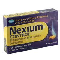 NEXIUM CONTROL 20 mg Cpr gastro-rés Plq/7 à Cavignac