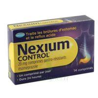 NEXIUM CONTROL 20 mg Cpr gastro-rés Plq/14 à Cavignac