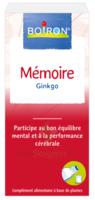 Boiron Mémoire Ginkgo Extraits de plantes Fl/60ml à Cavignac