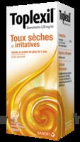 Toplexil 0,33 Mg/ml, Sirop 150ml à Cavignac