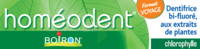 Boiron Homéodent Soin Complet Dents et Gencives Pâte Dentifrice Chlorophylle Format Voyage T/25ml à Cavignac