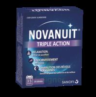 NOVANUIT Triple action Gélules B/30 à Cavignac