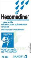 Hexomedine 1 Pour Mille, Solution Pour Pulvérisation Cutanée En Flacon Pressurisé à Cavignac